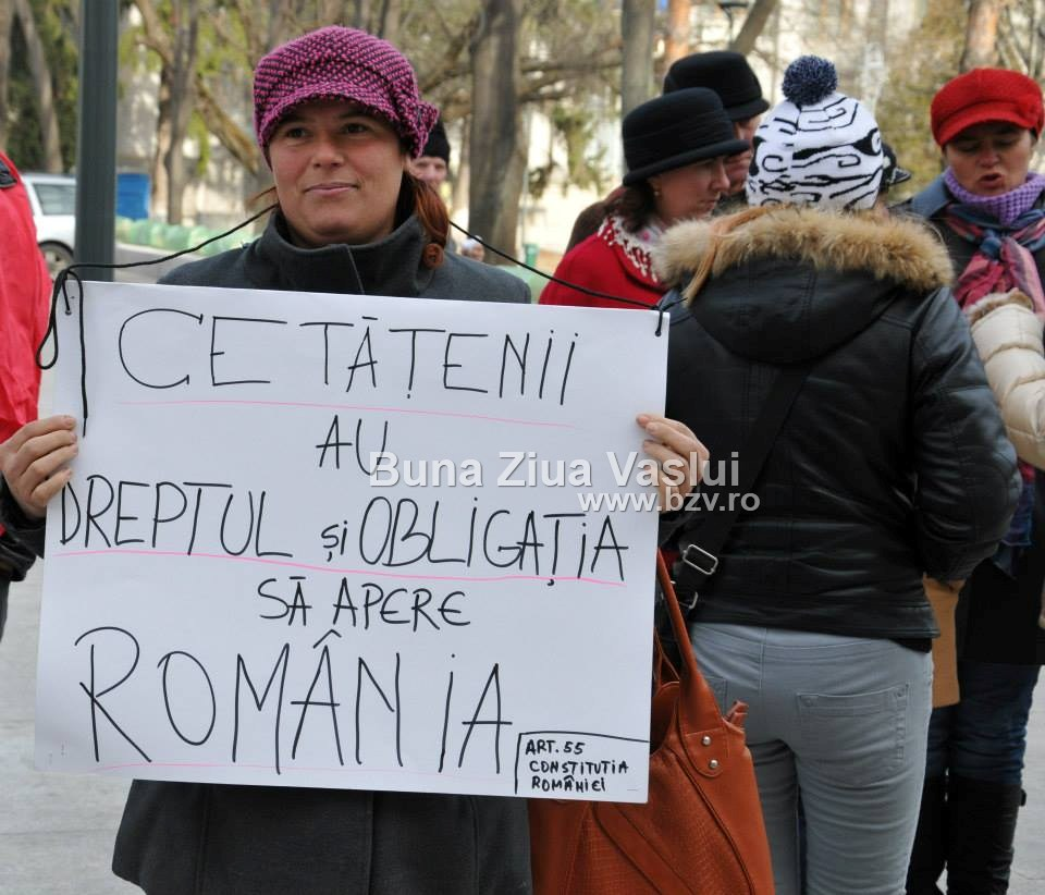 Protest_flash-mob_la_Vaslui_1
