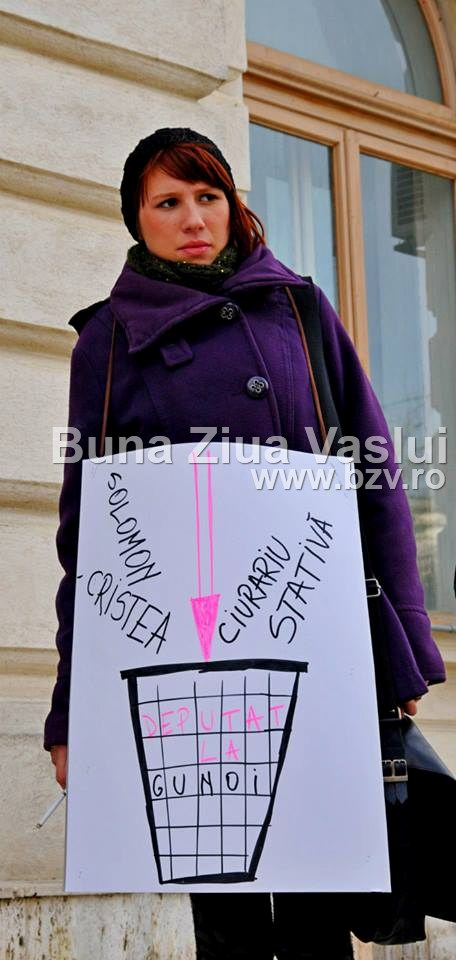 Protest_flash-mob_la_Vaslui_2